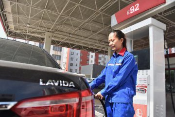 ​China to raise retail prices of gasoline, diesel