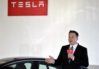 Tesla reports record quarterly production of electric vehicles