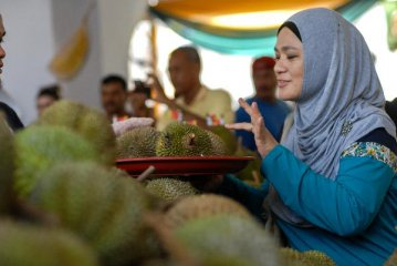 Malaysia looks forward to exporting fresh durians to China