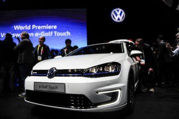 Volkswagen sales fall due to introduction of new exhaust systems rules