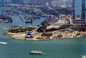 HKSAR chief executive stress housing, economy, livelihood in policy address