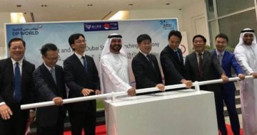 Zhejiang Seaport, DP World to build Belt and Road Dubai station