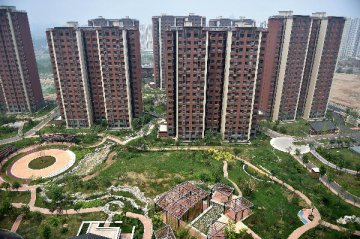China building 5.3 million homes in rundown urban areas