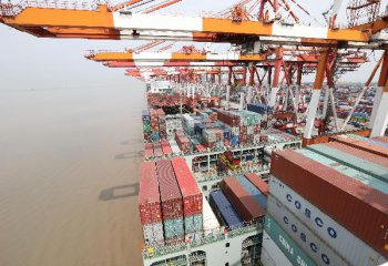 ​China sees strong trade growth with B&R countries in Jan.-Sept.