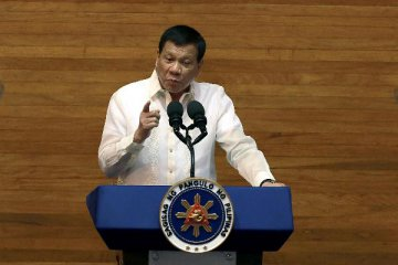 Rodrigo Duterte:closer cooperation with China on energy, infrastructure