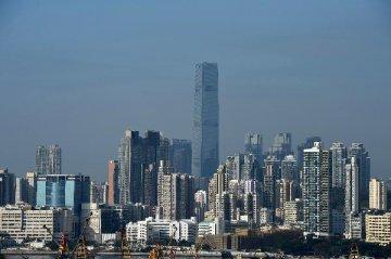 Hong Kong shares up 2.40 pct by midday