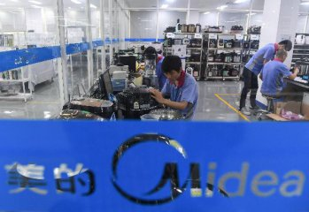Chinas electronic giant to contruct technology park in India