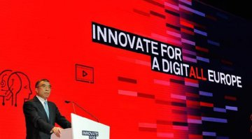 Huawei holds European Innovation Day in Rome
