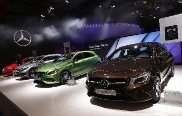 ​Daimler to launch electric Benz car model in China in 2019