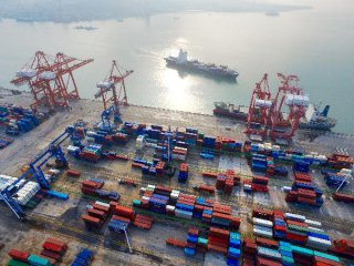 ​Chinas pilot FTZs see rapid development over past five years