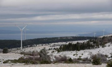 Chinese investment boosts Croatian wind farm project