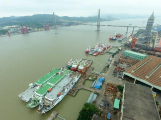 From coast to inland: pilot FTZs advancing Chinas opening-up and reform
