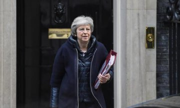 Where is May going with Brexit?