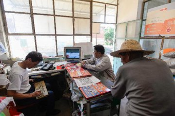 Mobile loans bring easier financial access to Chinese farmers