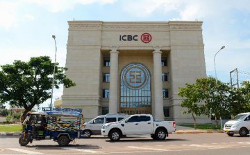 Chinas ICBC opens Manila branch