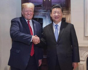 Xi, Trump meet in Buenos Aires
