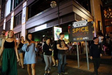 Hong Kong retail sales value up 5.9 pct in October