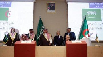 Algeria, Saudi Arabia agree to launch 5 economic projects