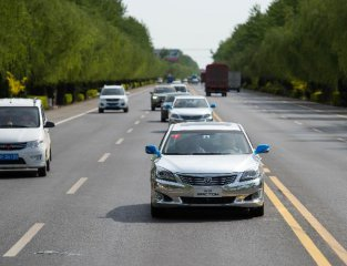 Beijing to build self-driving testing ground