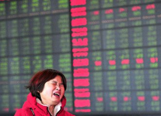 China mainland shares,Hong Kong stocks and Tokyo stocks open lower