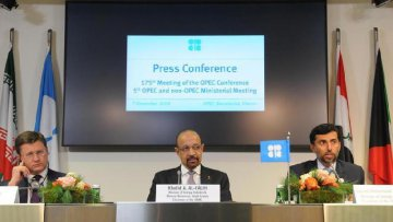 OPEC and allies agree to cut crude output by 1.2 mln barrels per day