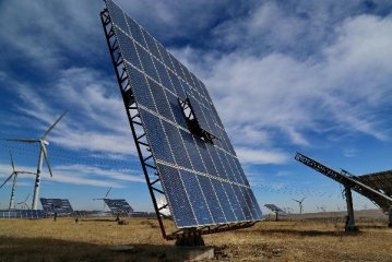 Chinas Seraphim to build 500 MW solar cell plant in South Africa jointly