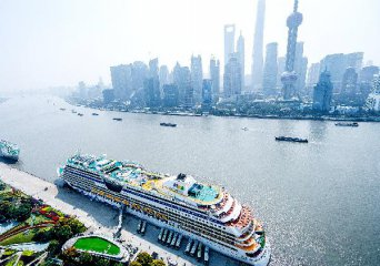 Worlds largest cruise economy takes shape in China