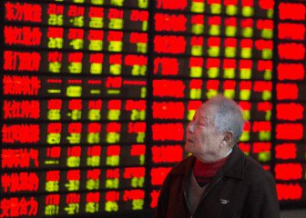 ​Chinese shares close higher Tuesday