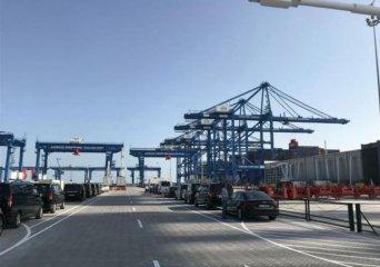 Chinas CSP, UAEs Abu Dhabi Ports launch new terminal