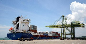 ​China, Brunei to build Muara port into international shipping center