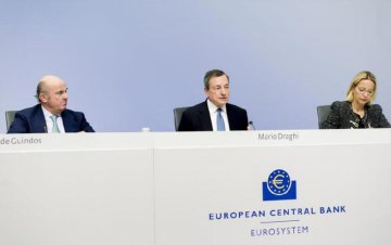 ECB ends bond-buying, keeps interest rates unchanged as expected