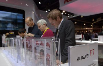 Huawei freezes orders from Japan supplier after CFO arrest