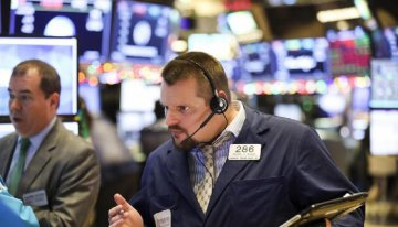 U.S. stocks close lower after Fed decision
