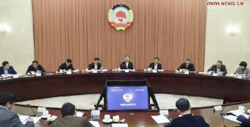 Political advisors encourage advancement of overseas economic co-op zones