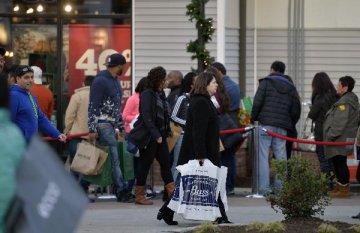 U.S. retail sales see best growth in 6 years