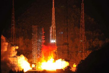 Chinas BeiDou officially goes global