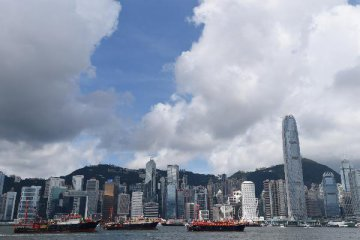 ​Hong Kong to hold 12th Asian Financial Forum