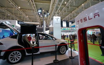​Tesla breaks ground on gigafactory in Shanghai
