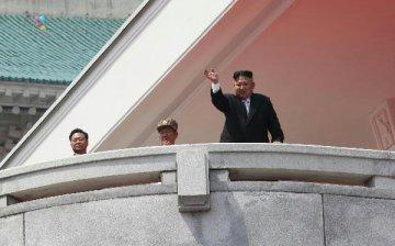 Kim Jong Un visits China