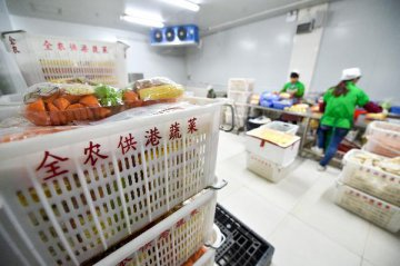 ​Chinas farm produce prices continue to climb