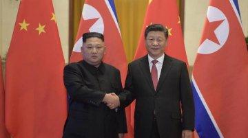 Xi, Kim hold talks, reaching important consensus