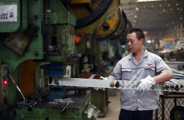 China plans deeper tax cuts in manufacturing sector: official
