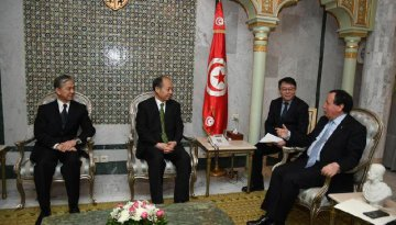 China, Tunisia sign economic, technical cooperation agreement