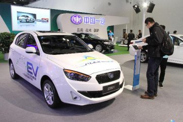 Chinas passenger car sales shrink further