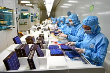Chinas FDI growth rebounds in December