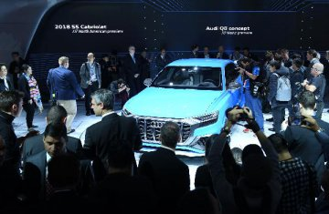 U.S. tariff hikes concern carmakers at Detroit auto show