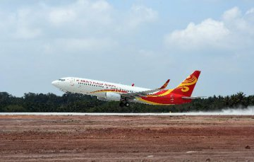 ​Hainan Airlines carry 11.4 pct more passengers in 2018
