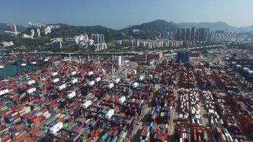 Hong Kong goods exports down 2.9 pct in November