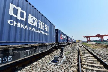 China-Europe rail freight via Inner Mongolia grows by 30 pct in 2018