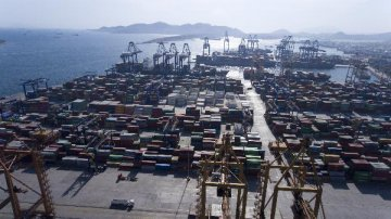 COSCO Shipping buys 60 pct stake in Peru port: newspaper